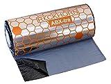 Reckhorn 2,5 qm Alubutyl ABX-tra in Profiqualität. Das STÄRKSTE 2,5 mm Dämmmaterial am Markt