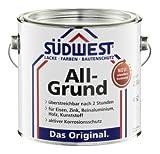 SÜDWEST All-Grund - 10 Ltr. (9110 weiß)