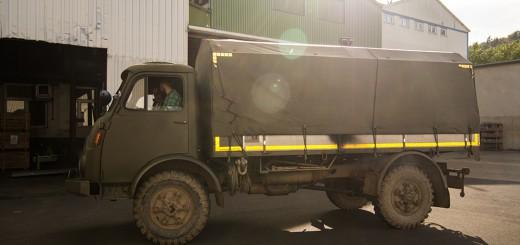 Steyr 680 Schweizer Armee, Originalzustand