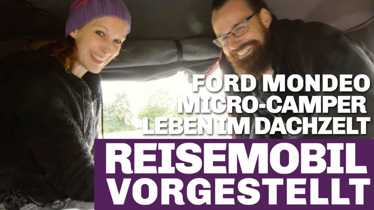 Minicamper Roomtour Ford Mondeo