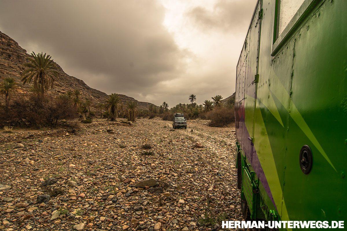 Wadi Tamanart, Marokko Offroad Tour
