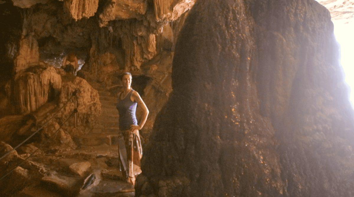 Grotta die Nettuno Eingang