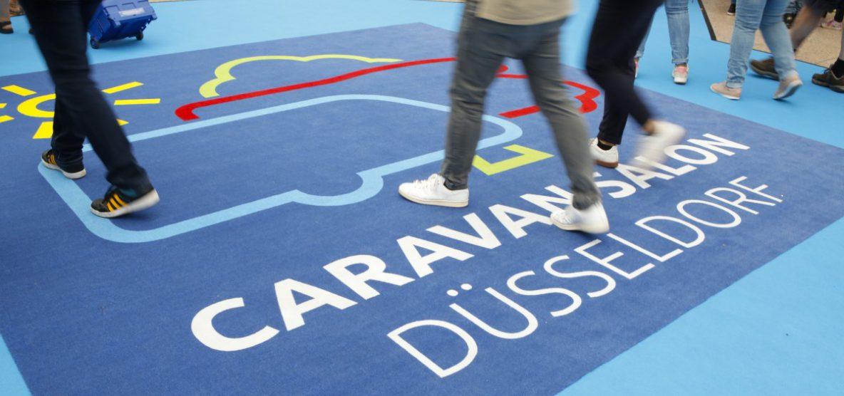 Caravan Salon Düsseldorf Gewinnspiel