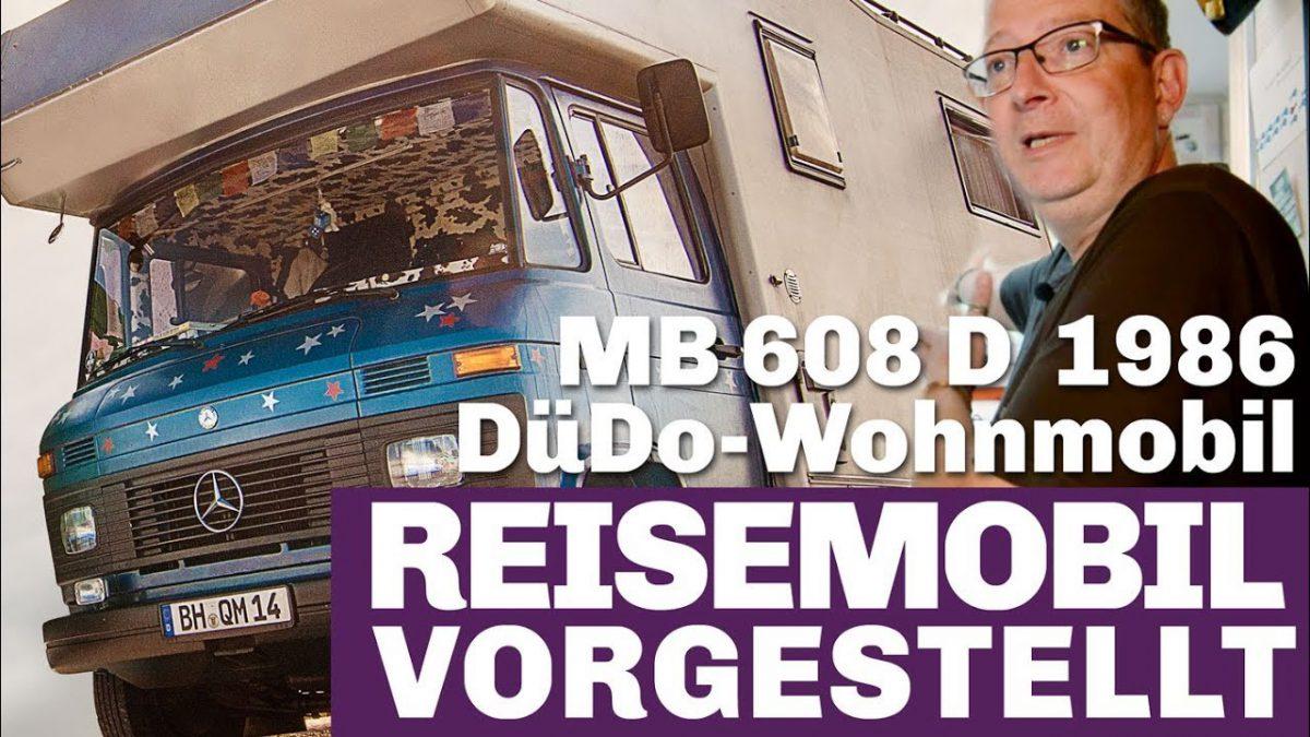 Düdo Wohnmobil Roomtour