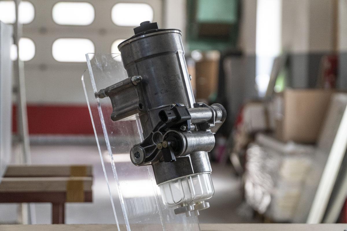 HUD 600 Diesel Vorfilter