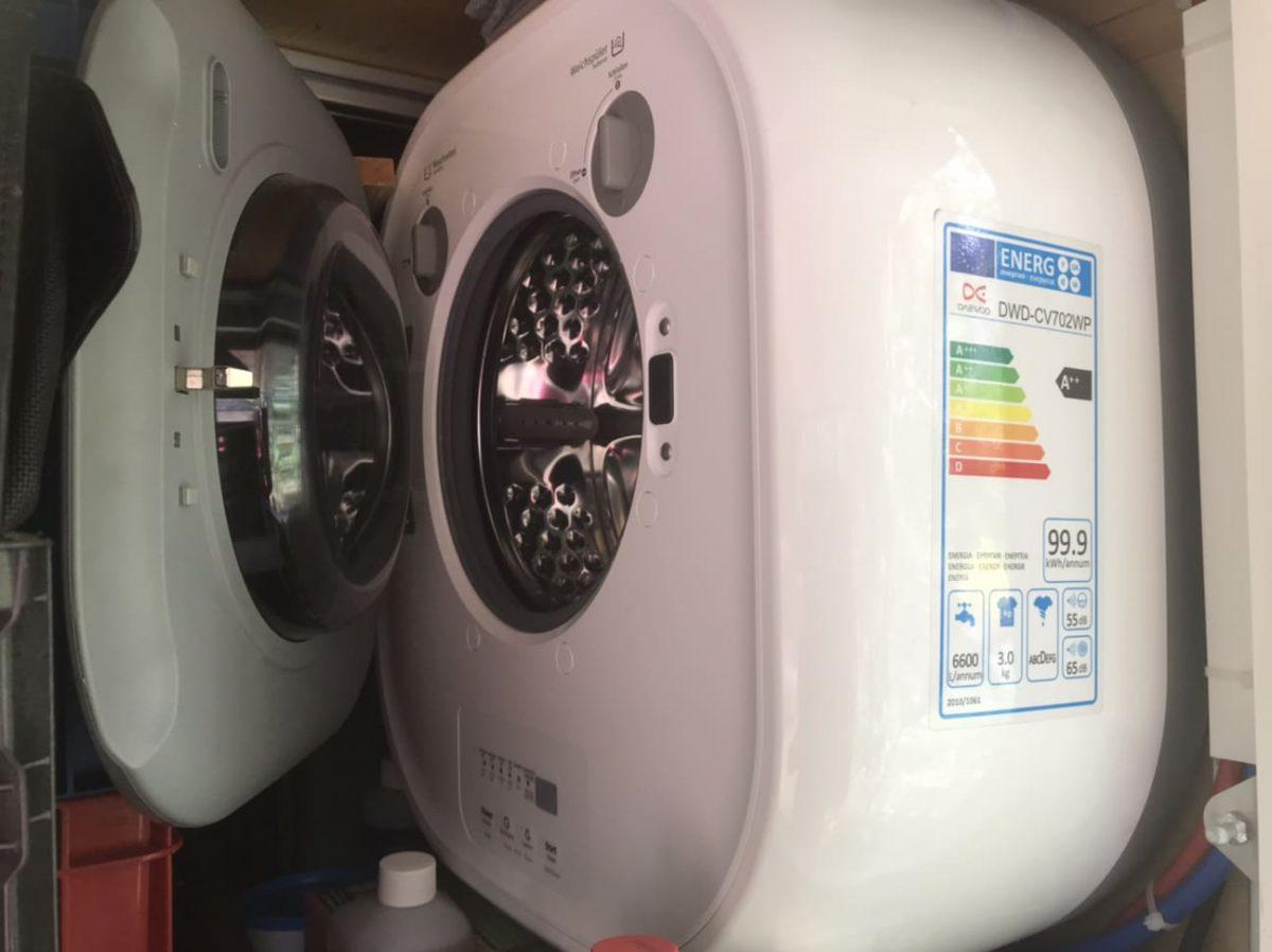 Daewoo Mini Waschmaschine