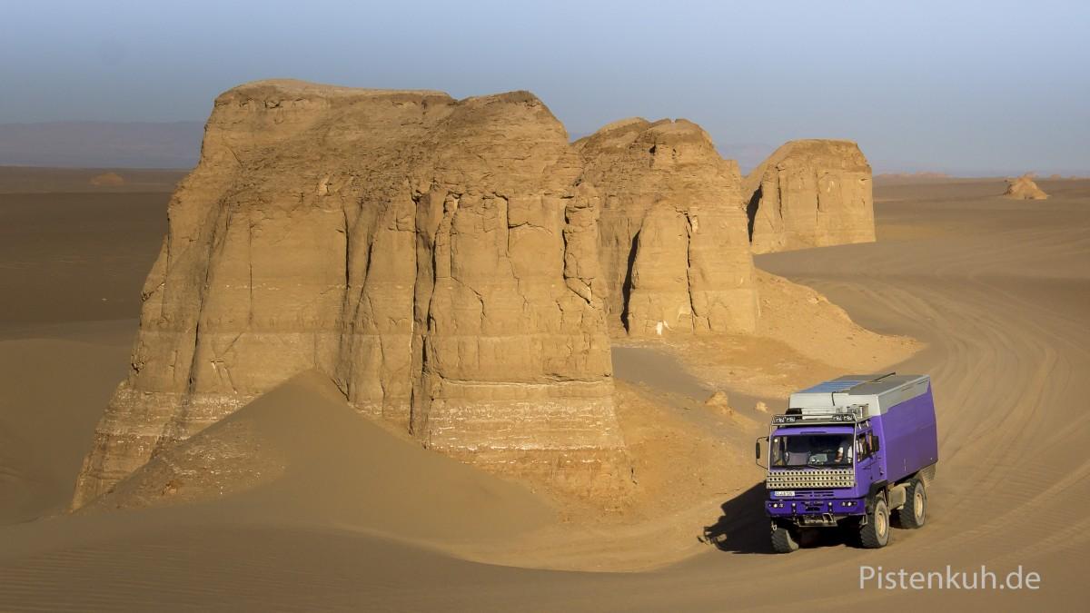 Steyr 12m18 Wüste