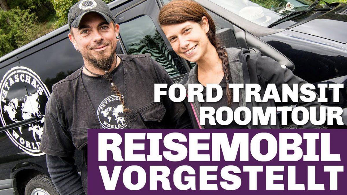 Ford Transit Camper Roomtour