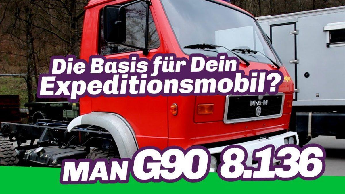 MAN G90 8.136