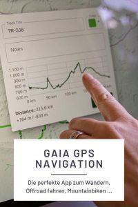 Gaia GPS Navigation - Erfahrungen, Kosten, Funktionen