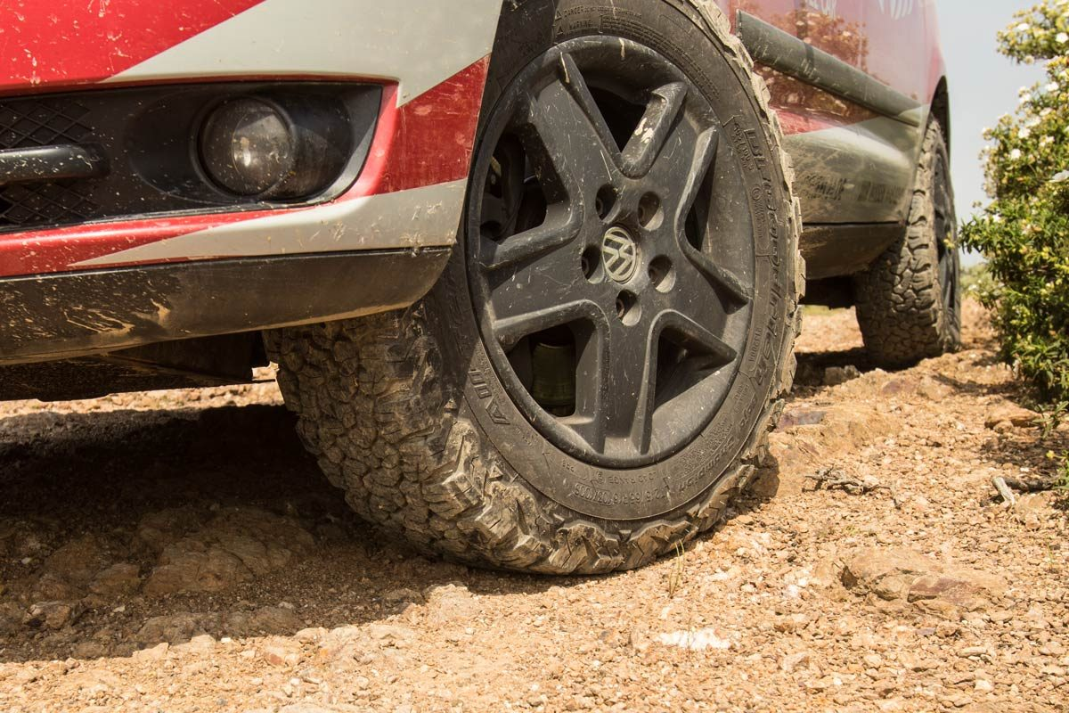 BFGoodrich Baja Champion AT