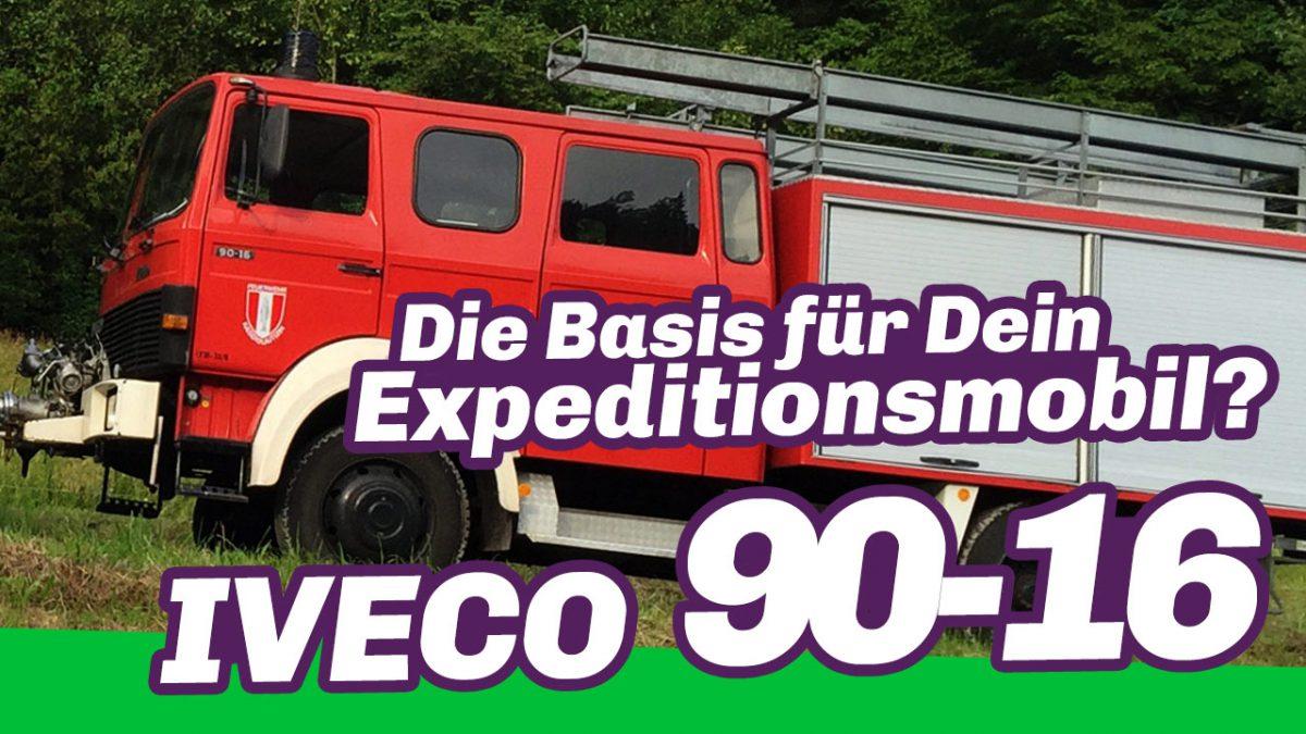 Iveco 90-16 als Basisfahrzeug