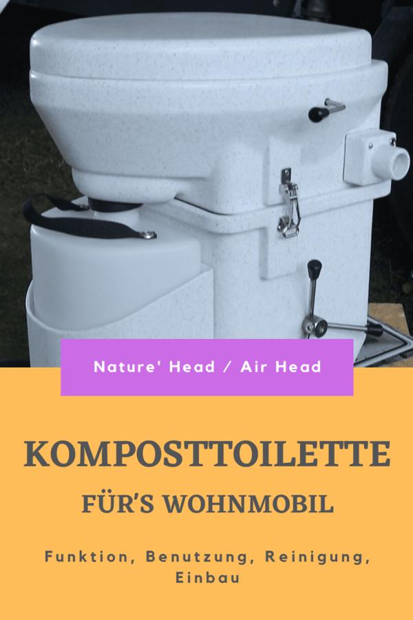 Komposttoiletten in Wohnmobil und Camper