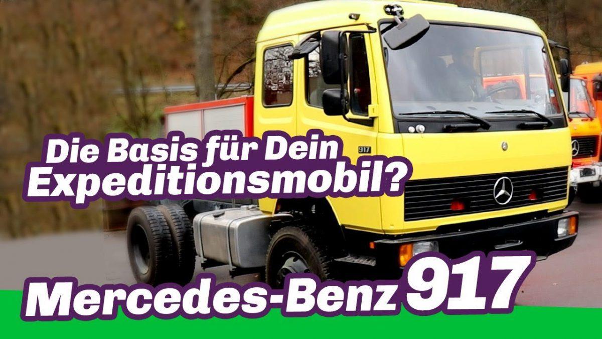 Mercedes Benz 917