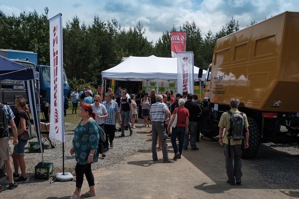 Selbstbau Wohnkabine MOX auf der Abenteuer Allrad 2019