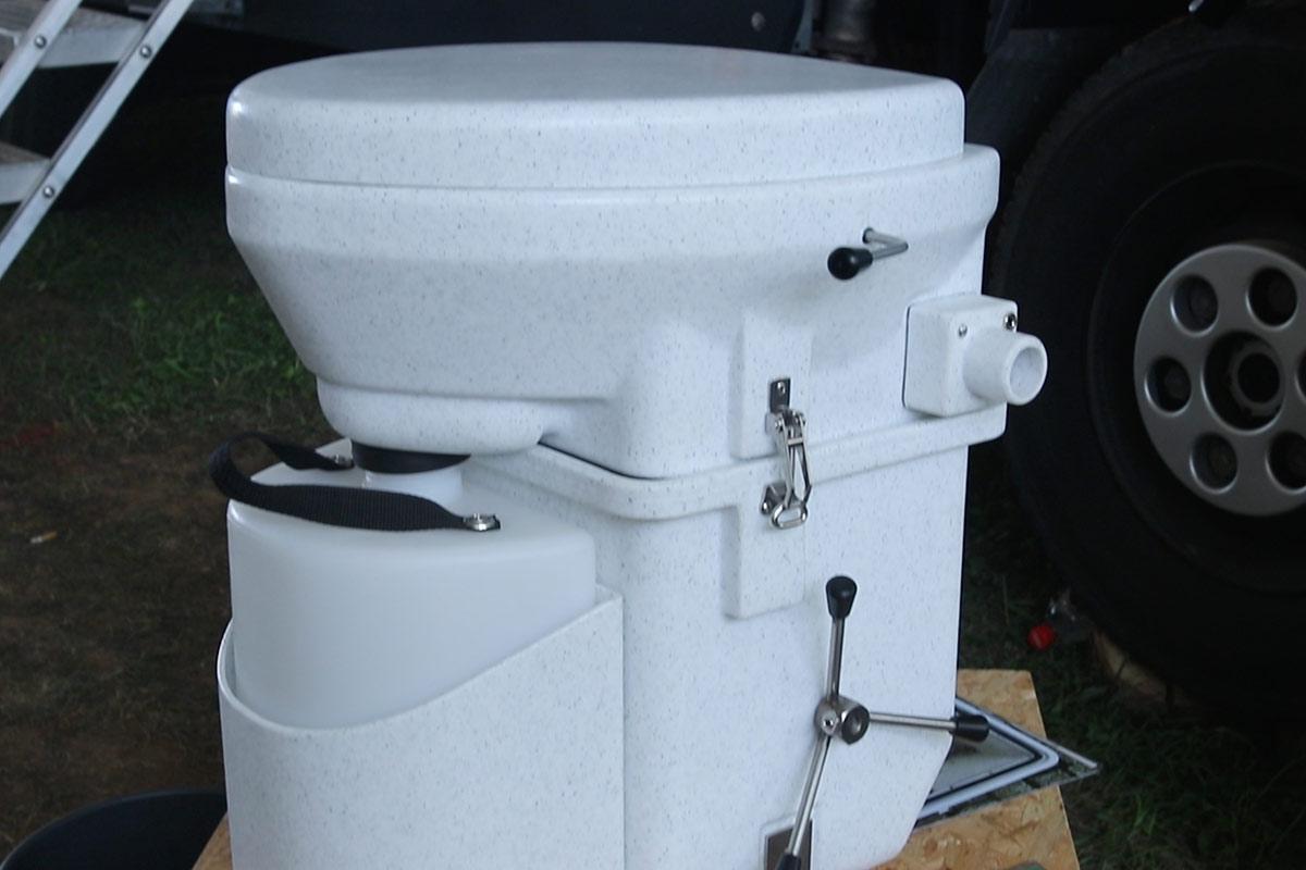 Komposttoiletten - Nature's Head