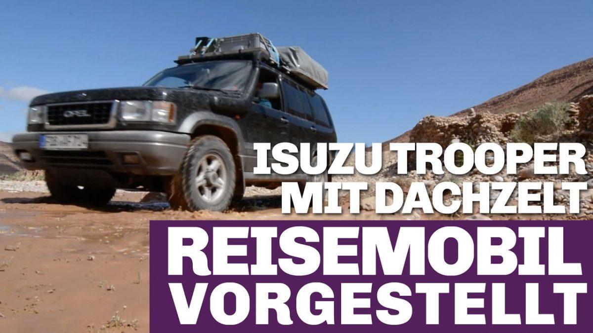 Opel Monterei Camper Roomtour