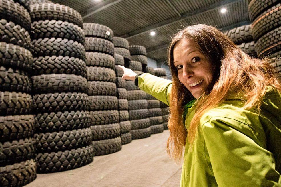 Reifenlager Corint Reifen und Felgen