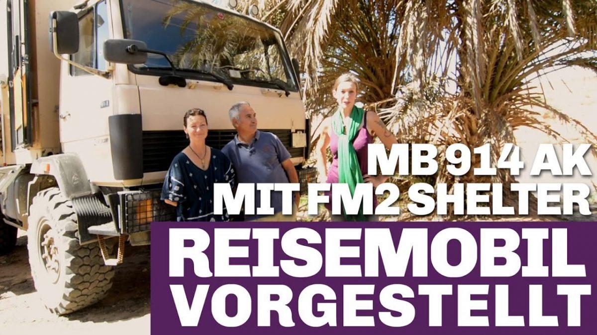 Mercedes 914 Roomtour