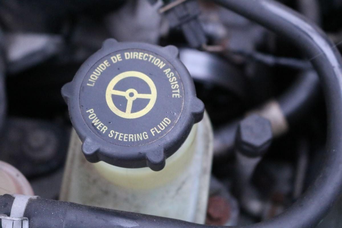 Servoölbehälter VW Crafter