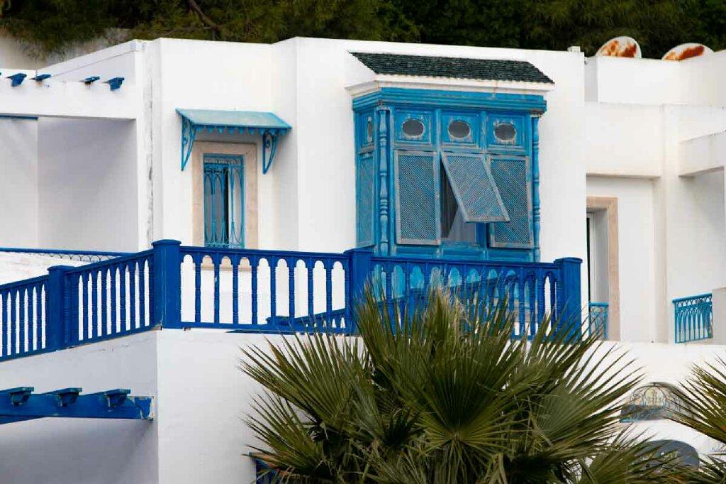 Sidi Bou Said, Tunesien