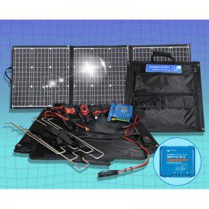 All in one Solaranlage Camper