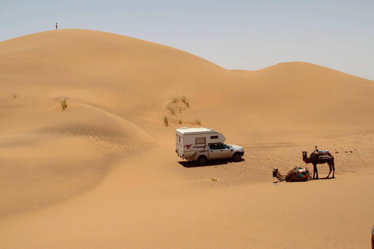 Reise wie aus 1001 Nacht durch Marokko