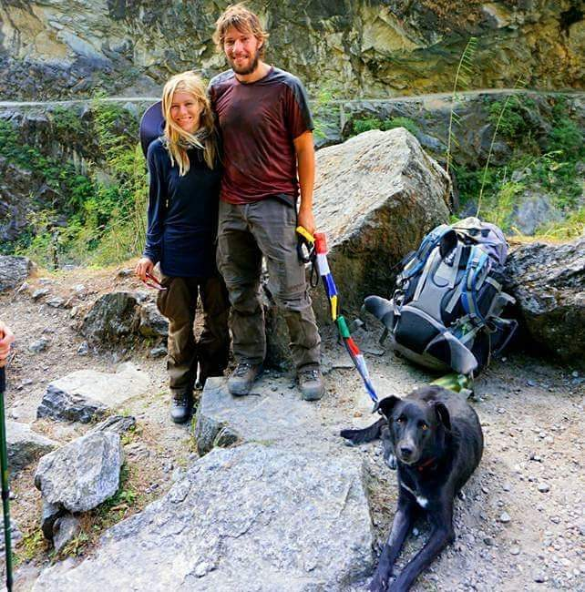 Janin, Steffen und Luke von Syncro Travels