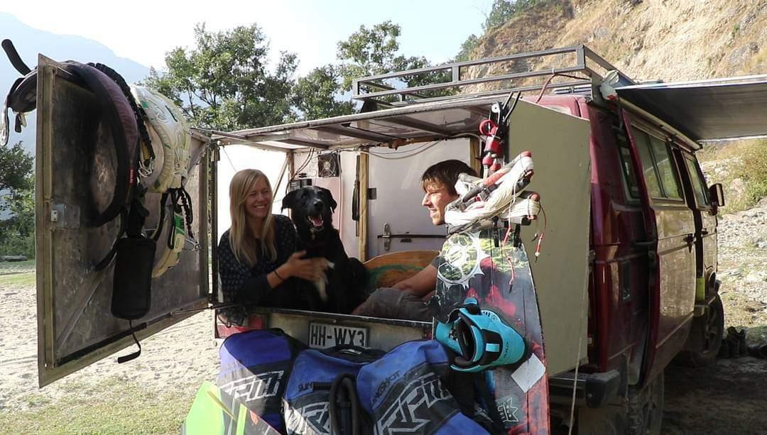 Syncro Travels - Janin, Steffen und Luke im T3 Syncro