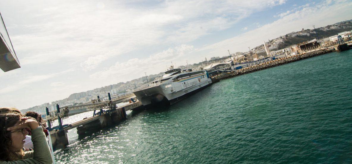 Tanger Hafen