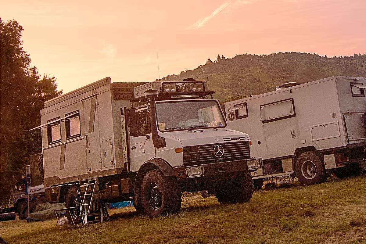 LKW als Wohnmobil – Pro und Contra Allrad LKW als Basis