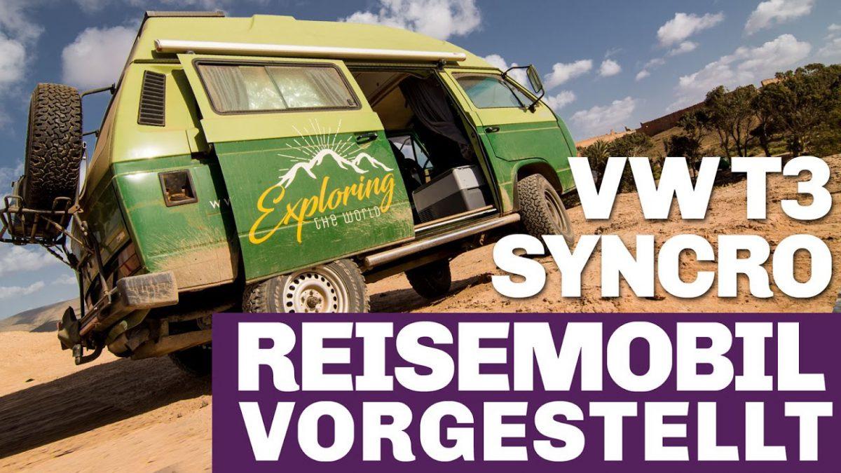 VW T3 Syncro Roomtour