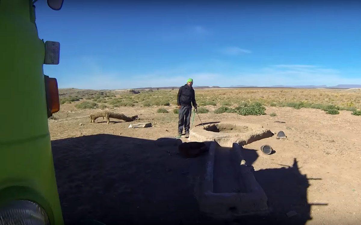 Brunnen in Marokko