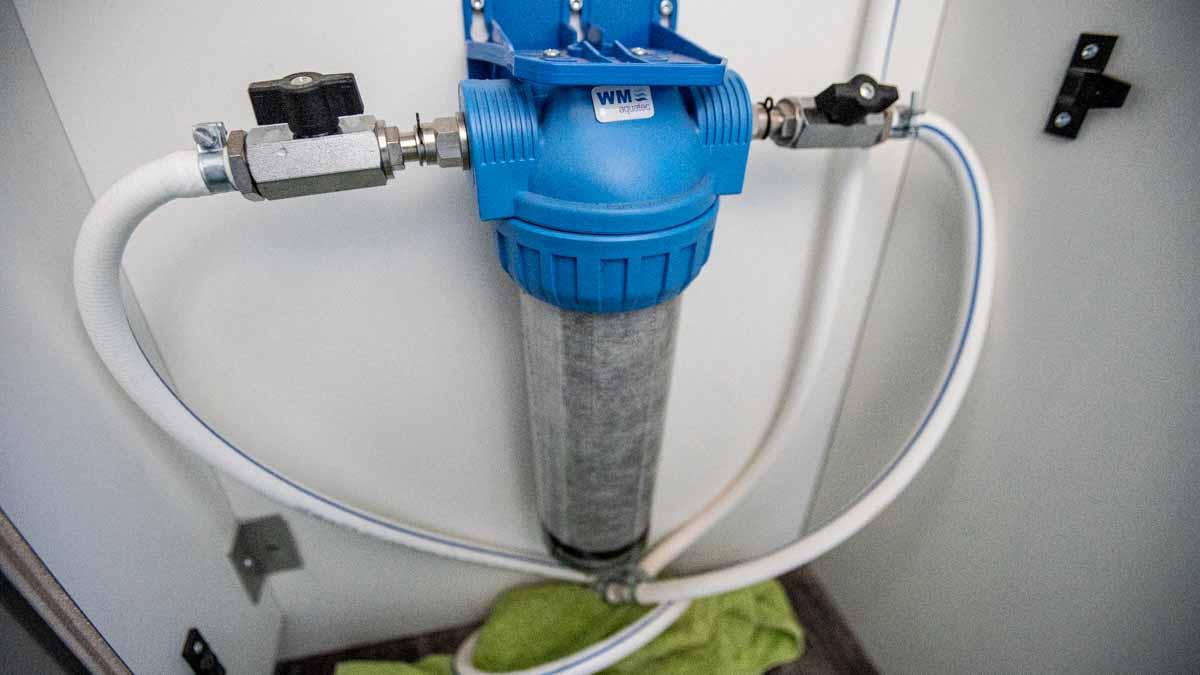 Wasserfilter WM aquatec Gr M