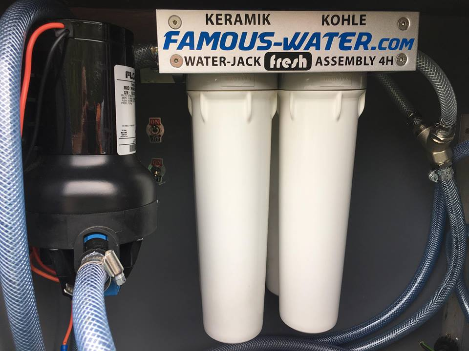 Famous Water Wasserfilter