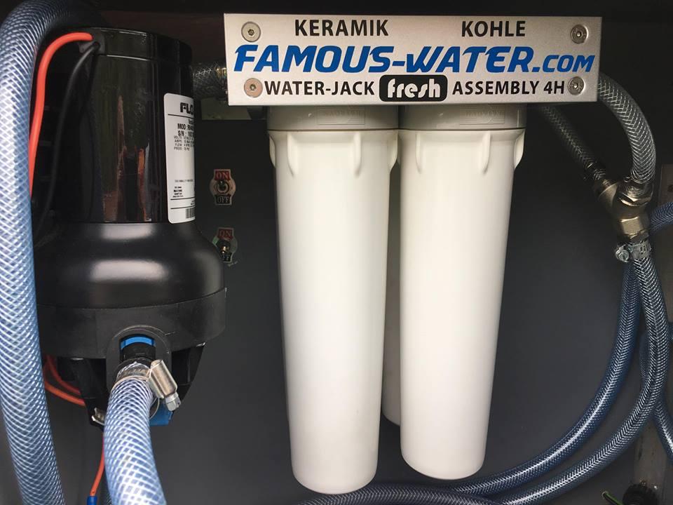 Water Jack Wasserfilteranlage Famous Water