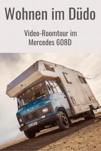 Düdo Mercedes 608D Wohnmobil