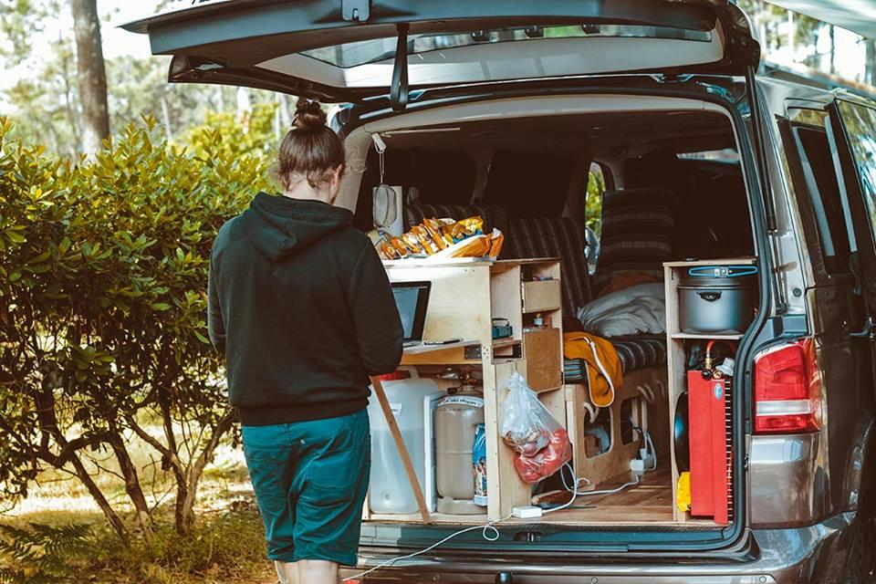 Meldeadresse bei Umzug ins Wohnmobil - einiges ist zu regeln!