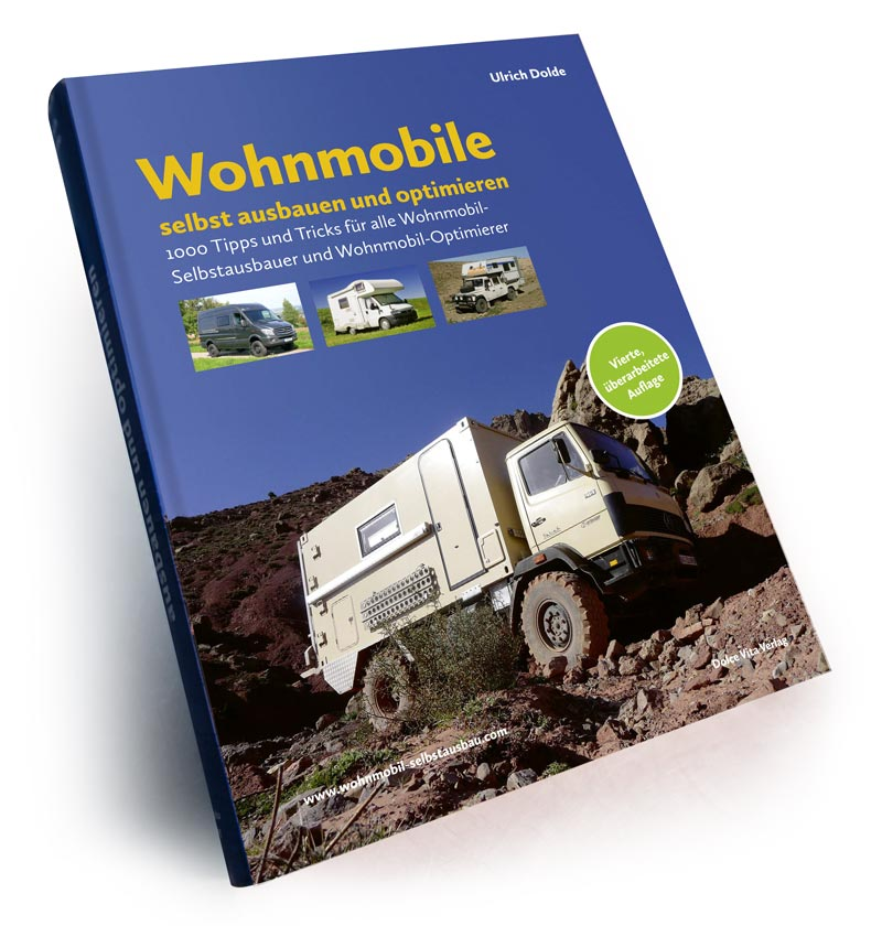 Buch Wohnmobile selbst ausbauen und optimieren