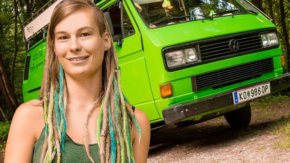 Lisa und ihr VW T3